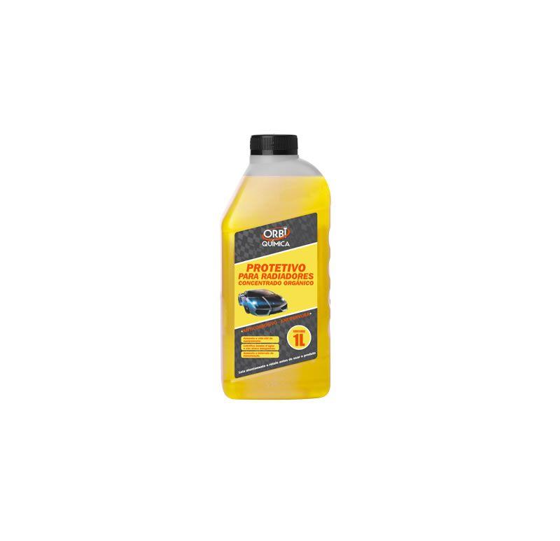Protetivo para radiadores - Amarelo