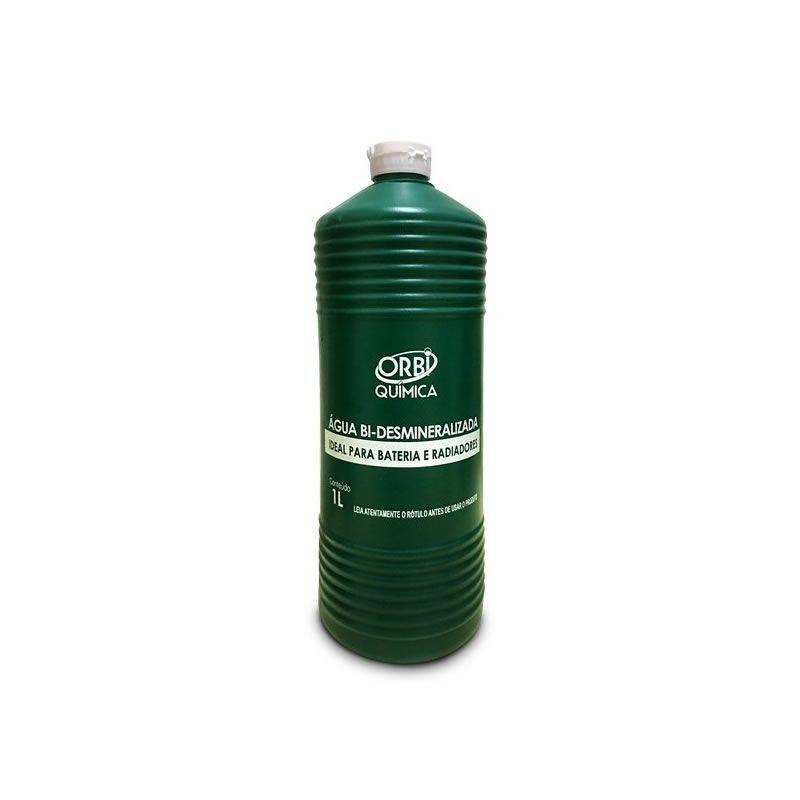 Água Bi-Desmineralizada para baterias e radiadores – 1L
