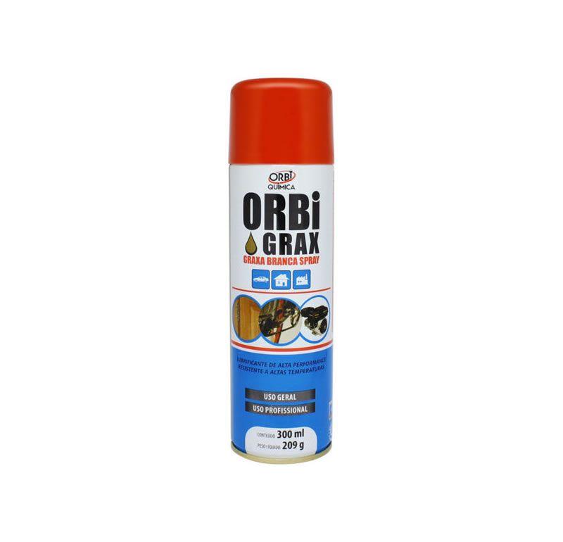 OrbiGrax - Graxa Branca