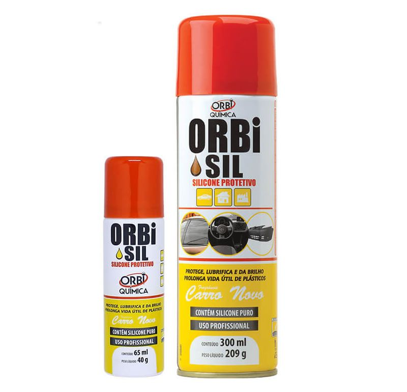 OrbiSil Carro Novo - 300 ml