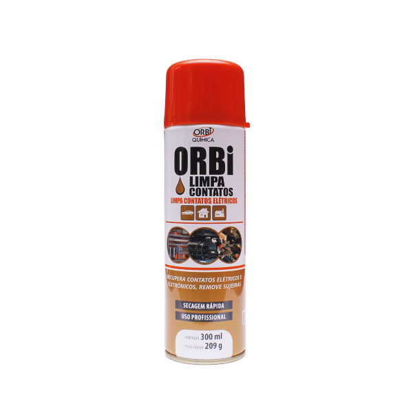 Orbi Limpa contato elétrico 300ml