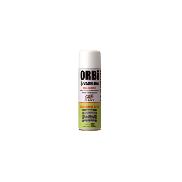 Orbi vaselina spray 250ml